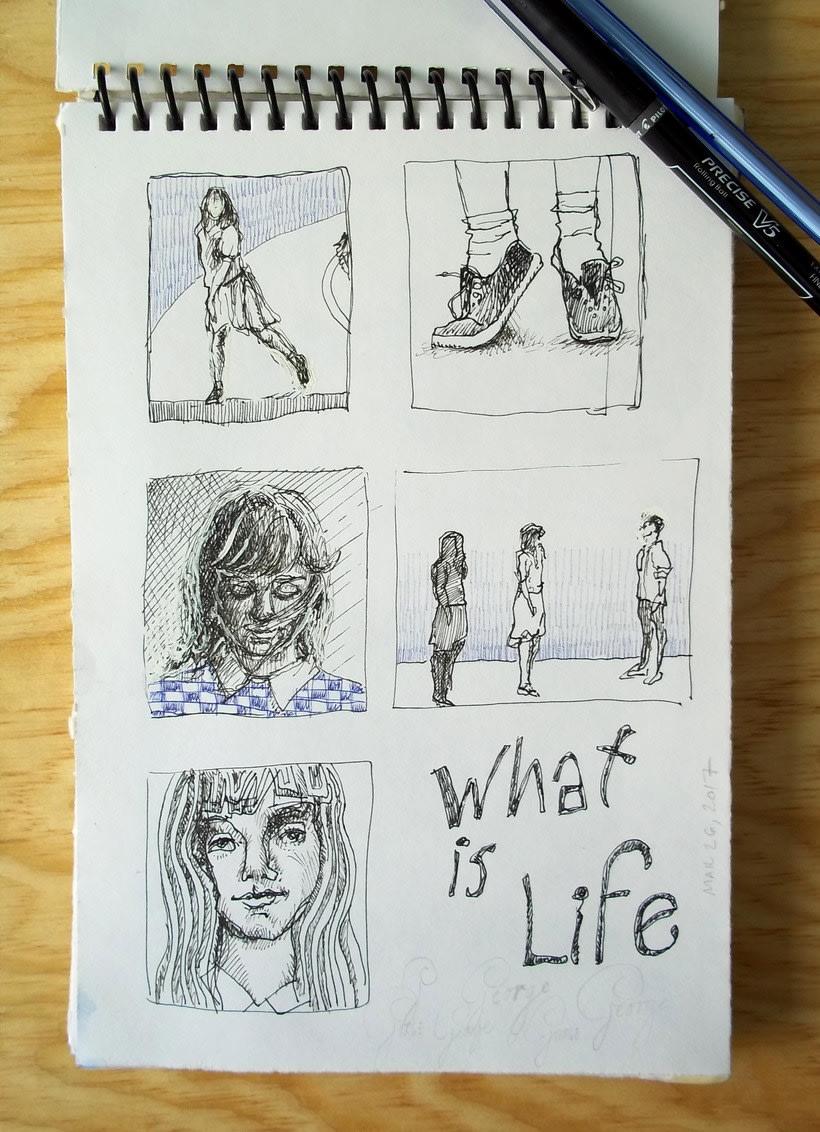 Páginas del cuaderno creativo 6. 0