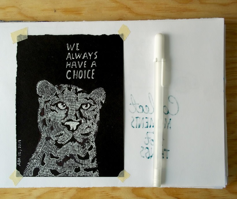 Páginas del cuaderno creativo 7. 0