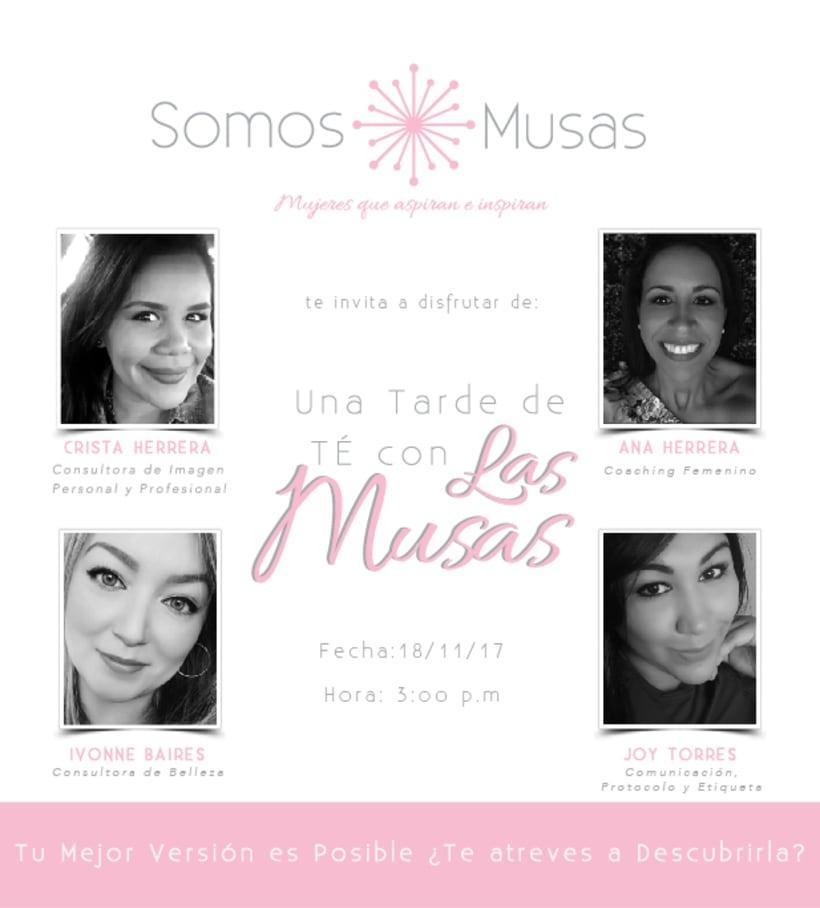 Somos Musas 2017 1