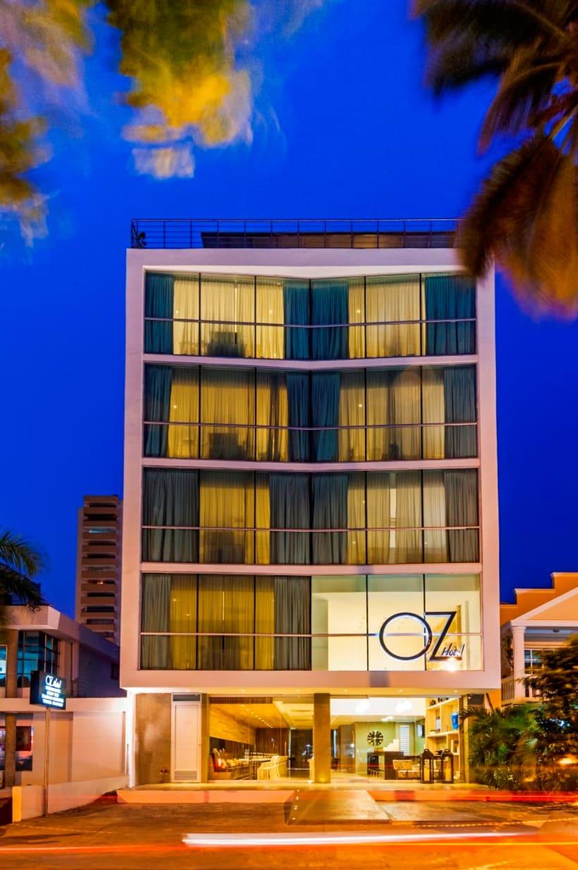Hotel Oz - Cartagena de Indias/Colombia 0
