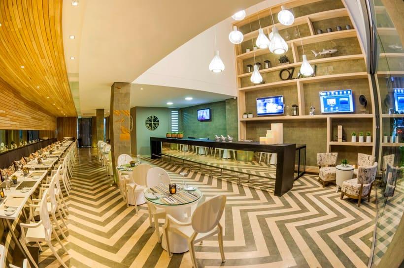Hotel Oz - Cartagena de Indias/Colombia 1