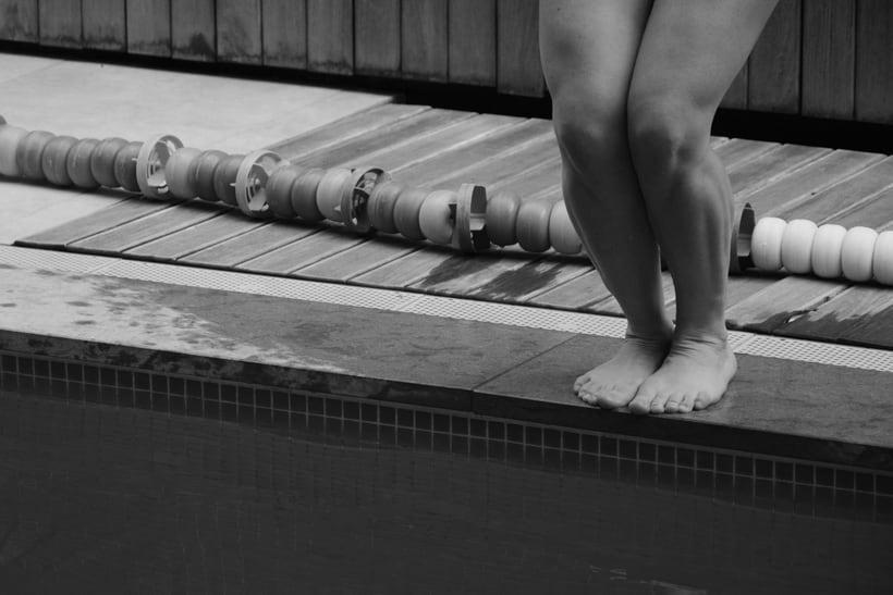 Aprenent a nadar. 2