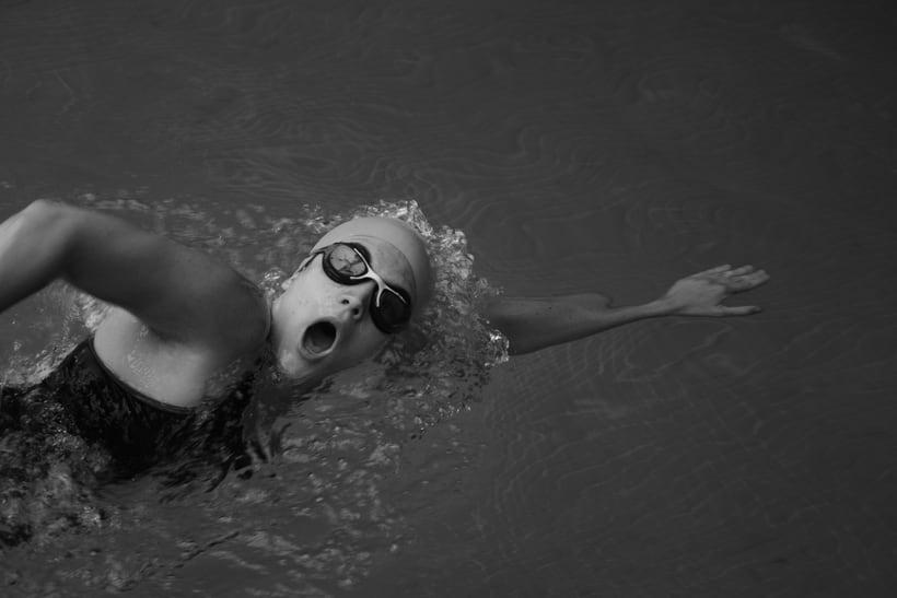 Aprenent a nadar. 3