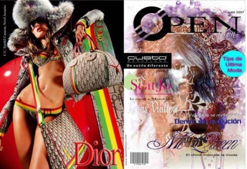 Open Fashion Mag 0