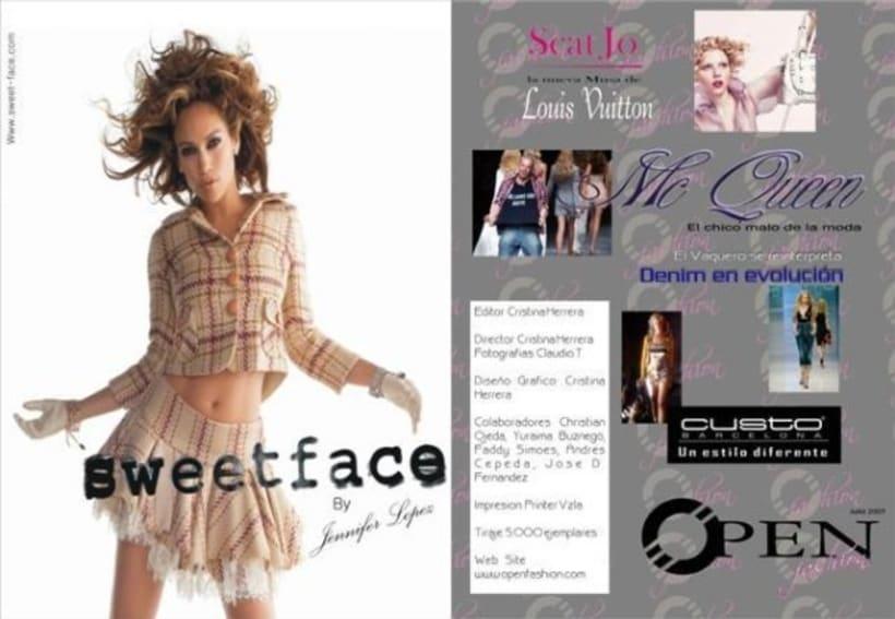 Open Fashion Mag 1