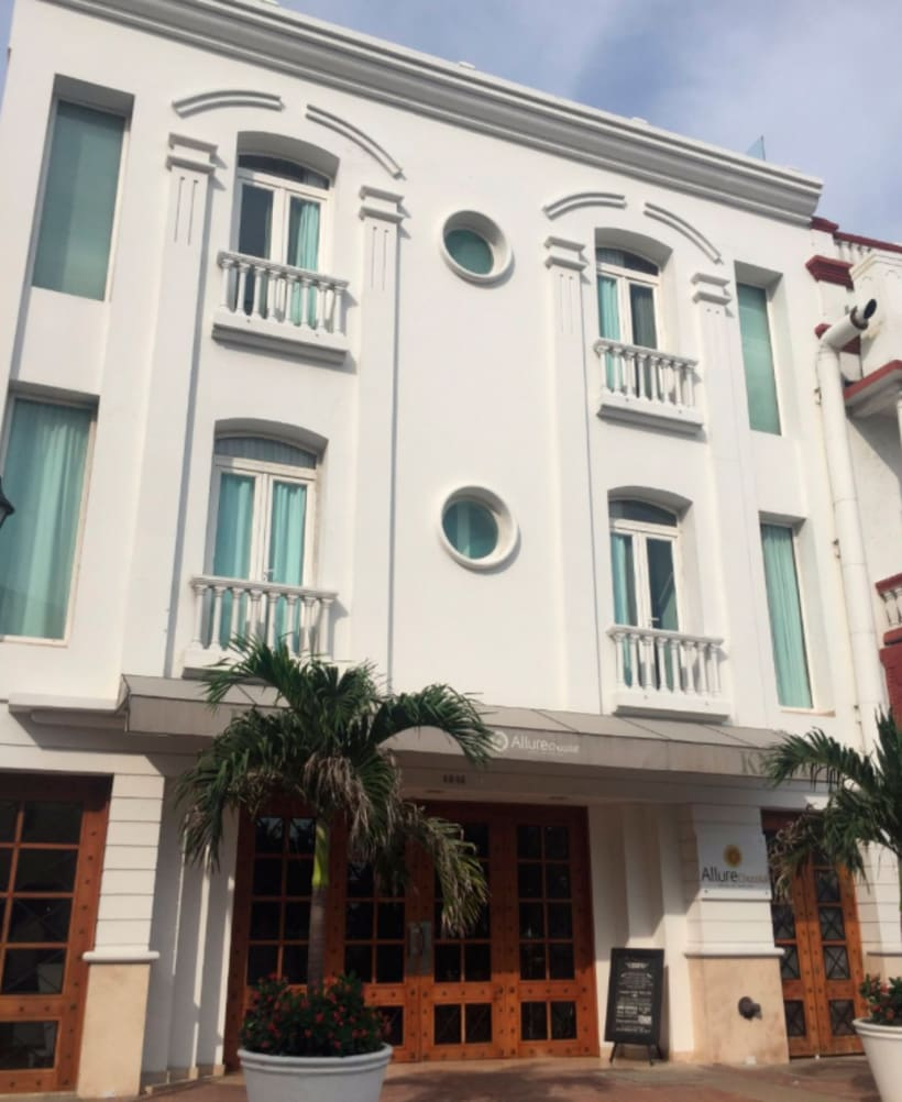 Hotel Allure Chocolat - Cartagena de Indias/ Colombia -1