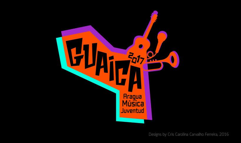 GUAICA MUSIC FESTIVAL - Brand DesignNuevo proyecto -1