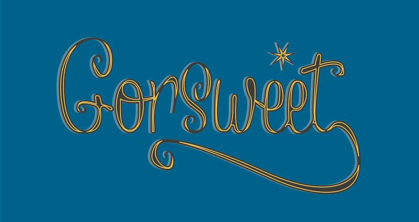 Mi Proyecto del curso: Los secretos dorados del lettering 0