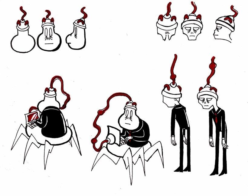 Diseño de personajes 14