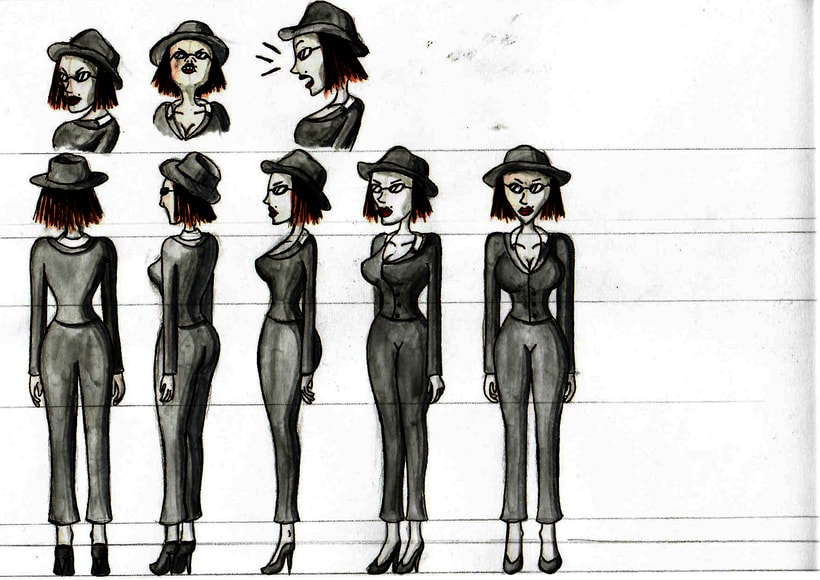 Diseño de personajes 17