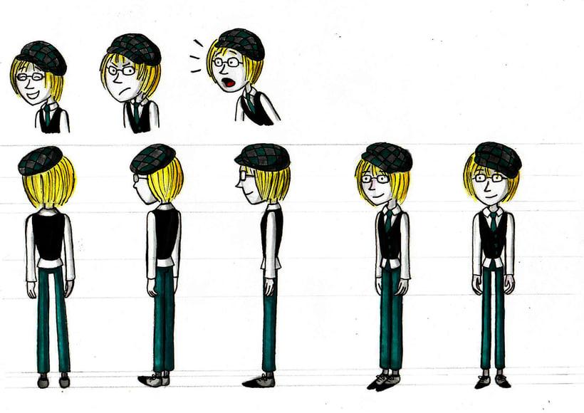 Diseño de personajes 20