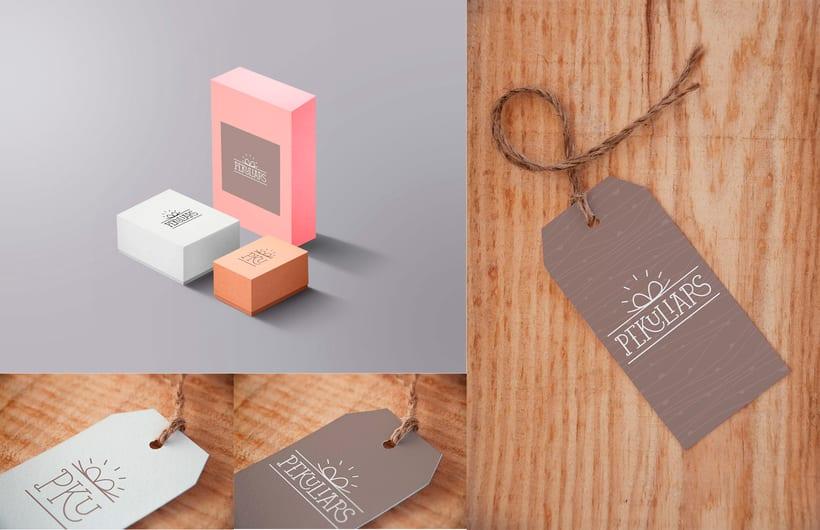Mi Proyecto del curso: Tipografía y Branding: Diseño de un logotipo icónico -1
