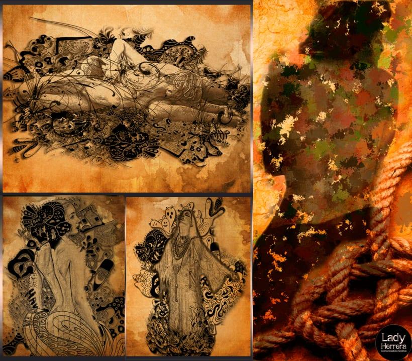 Ilustraciones revista prismas  1