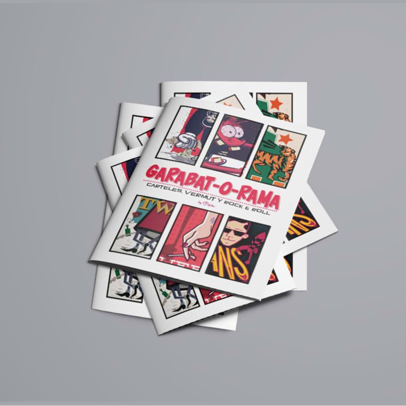 GARABAT-O-RAMA fanzine 1