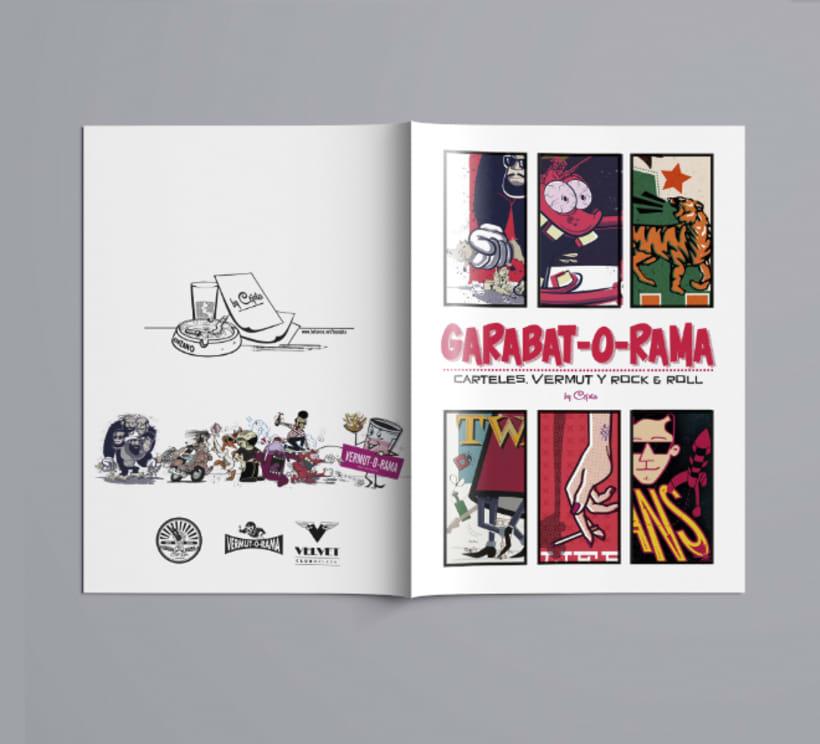 GARABAT-O-RAMA fanzine 2