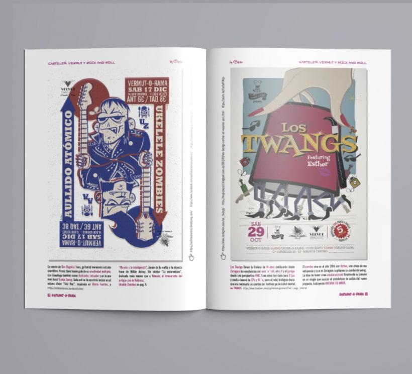 GARABAT-O-RAMA fanzine 4