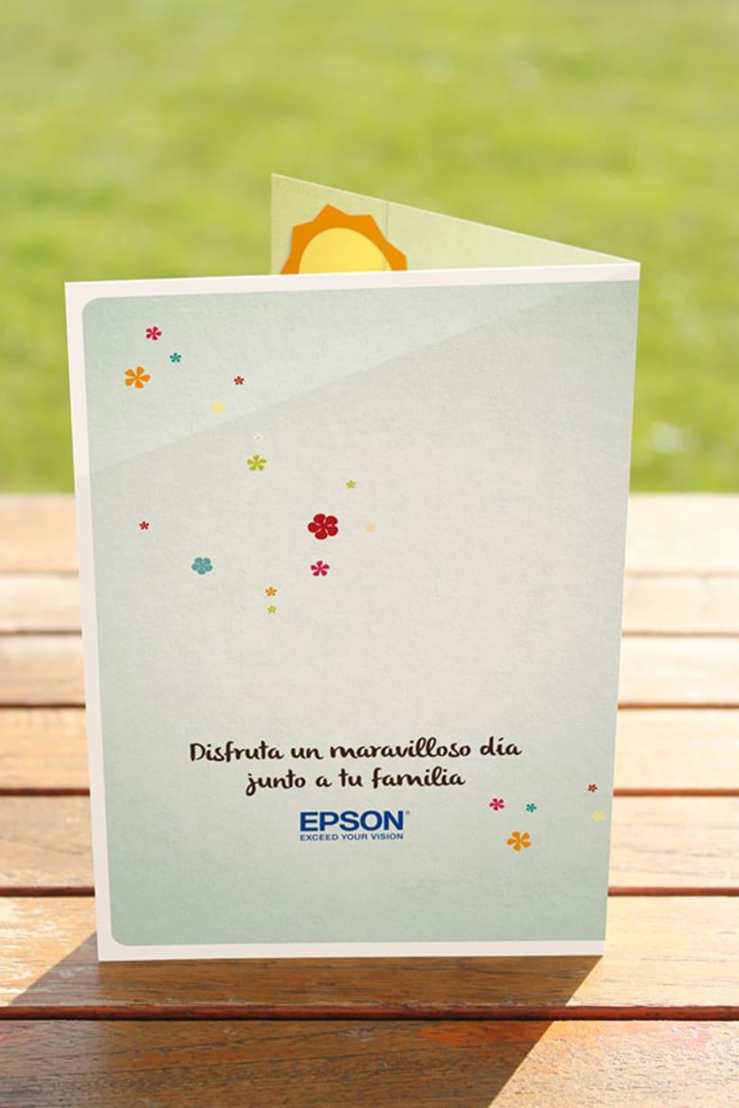 Día de la madre EPSON 2