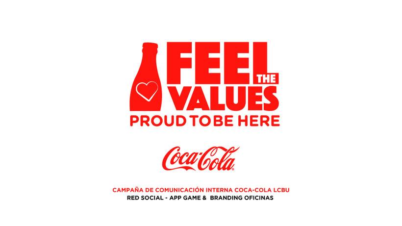 Feel Coca-Cola 0