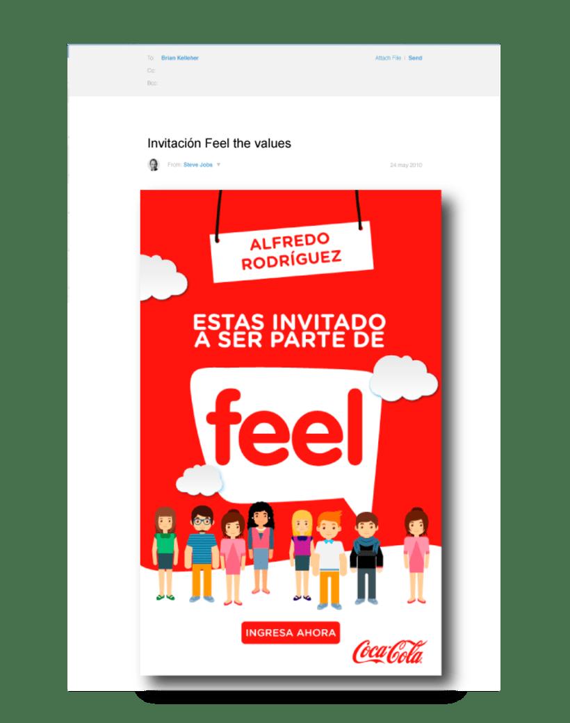 Feel Coca-Cola 12