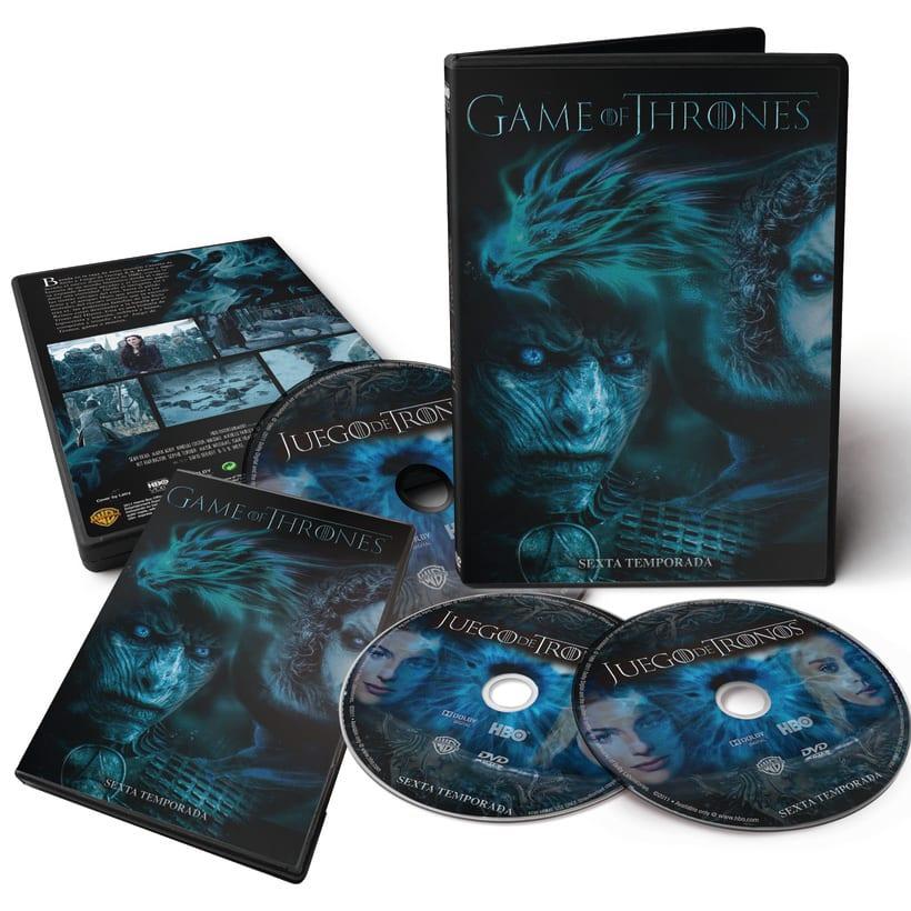 Packaging dvd 0