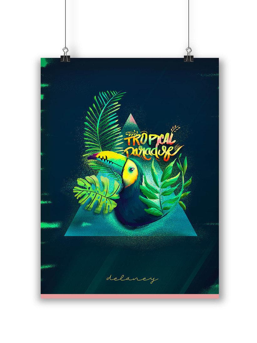 Tropical Paradise -1