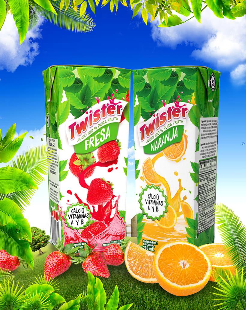 Twister Alpina 1