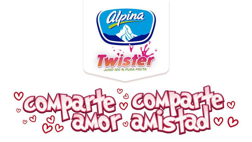 Twister Alpina 0