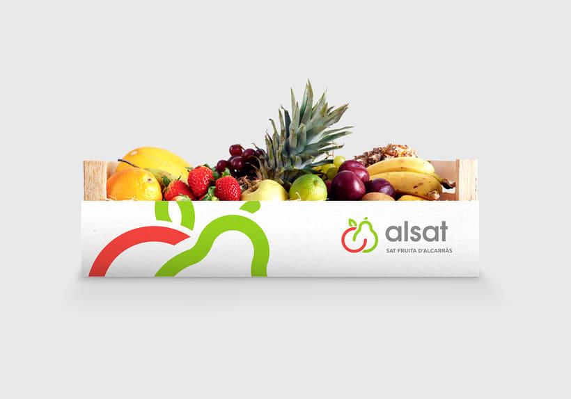 ALSAT, Fruita d'Alcarràs 5