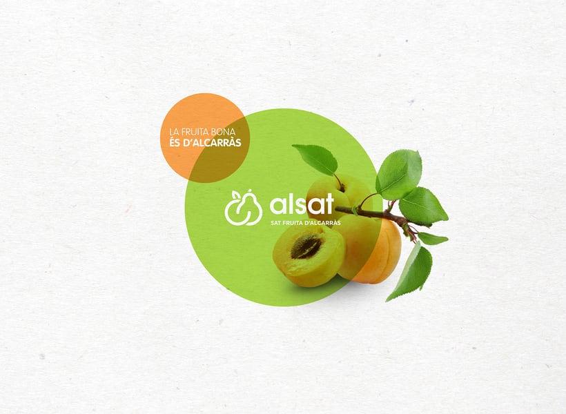 ALSAT, Fruita d'Alcarràs 6