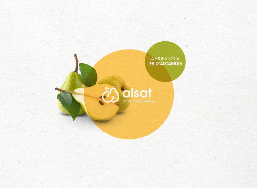 ALSAT, Fruita d'Alcarràs 7