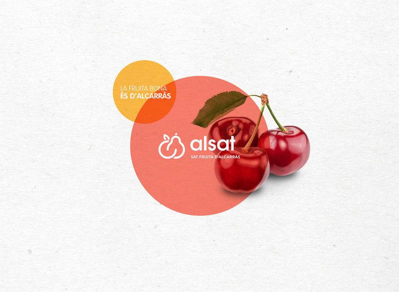 ALSAT, Fruita d'Alcarràs 8