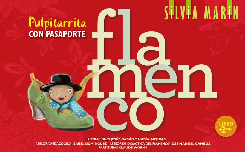 Pulpitarrita con Pasaporte Flamenco de Silvia Marín -1