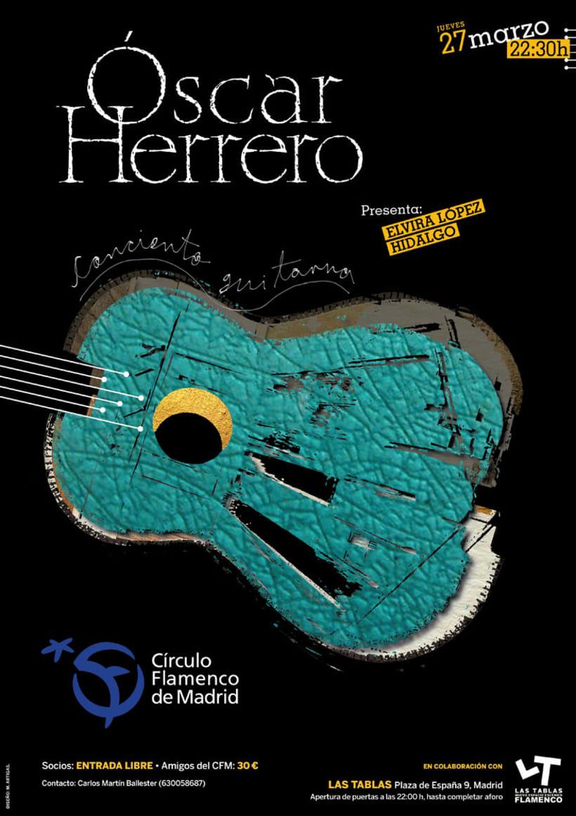 Carteles Flamencos 9