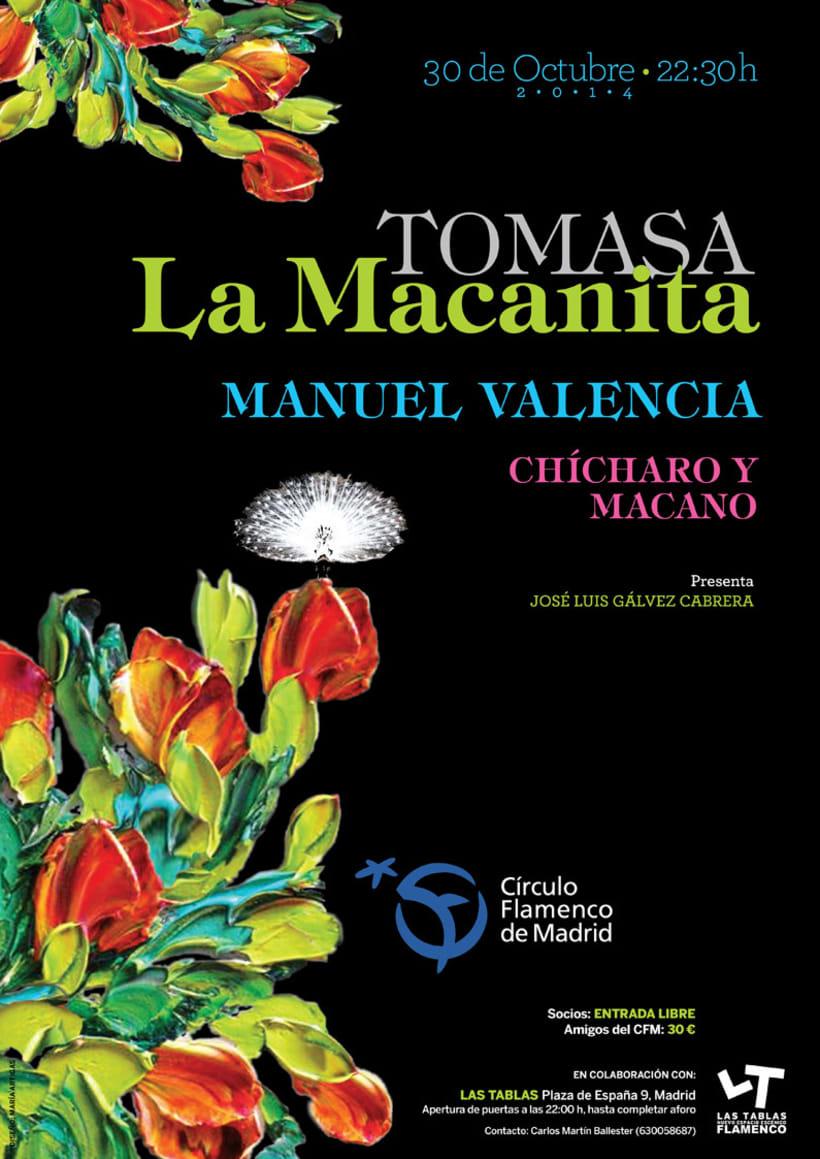 Carteles Flamencos 14