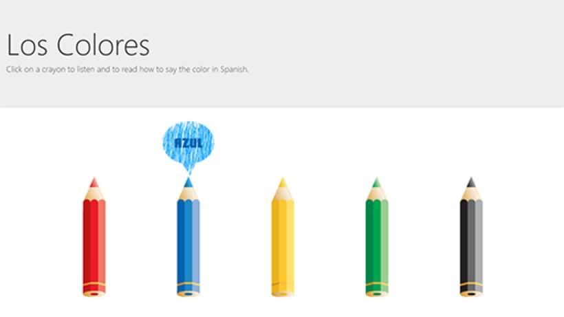 Spanish lessons - Proyecto en ReactJS 0