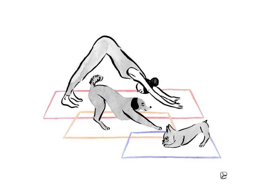 Yoga time 1