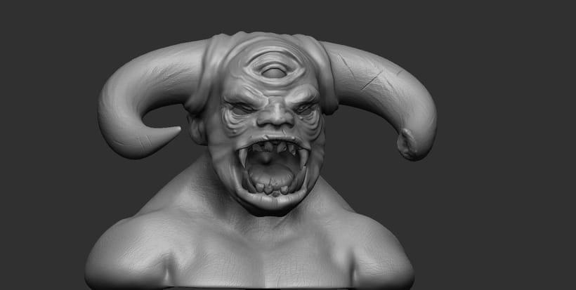 Troll 3D -1