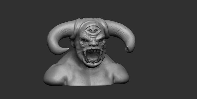 Troll 3D 0