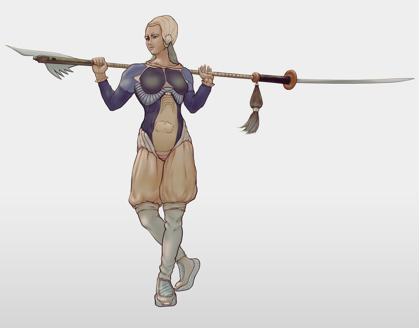 Diseño de Personajes 6