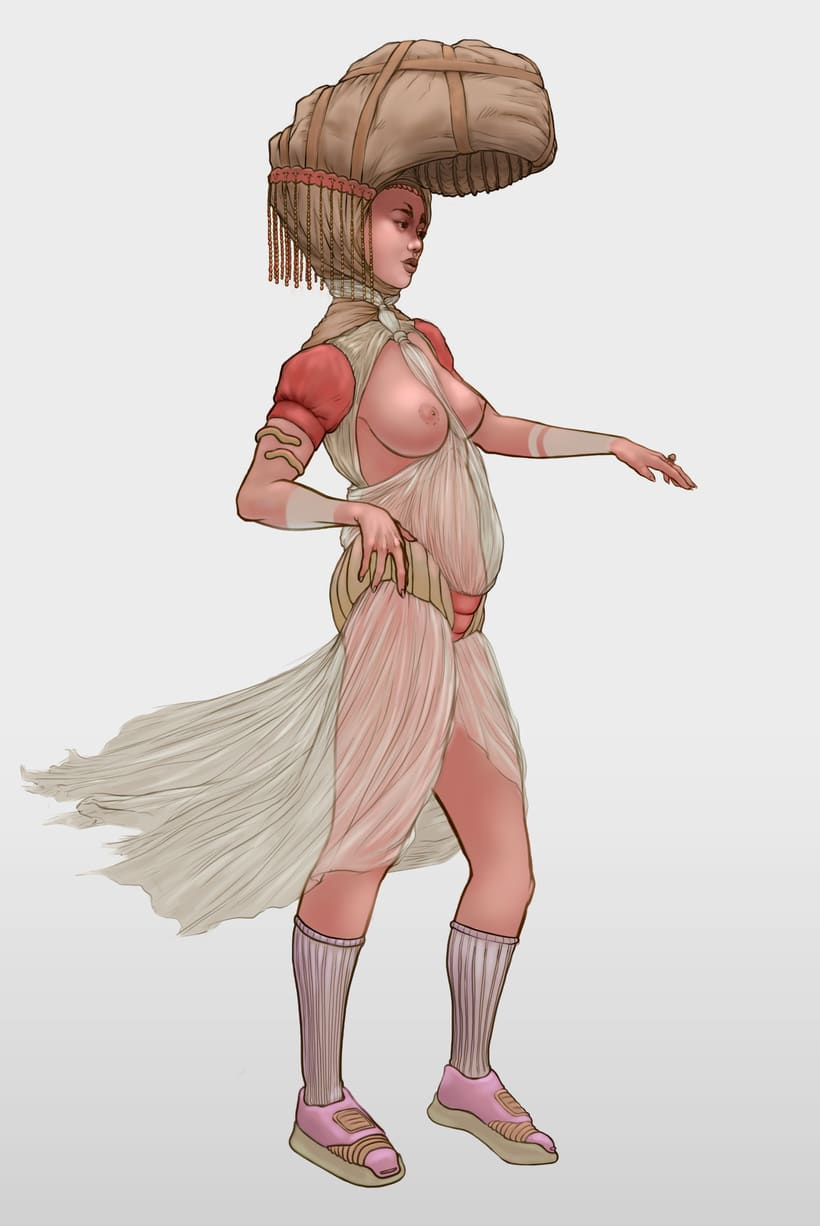 Diseño de Personajes 8