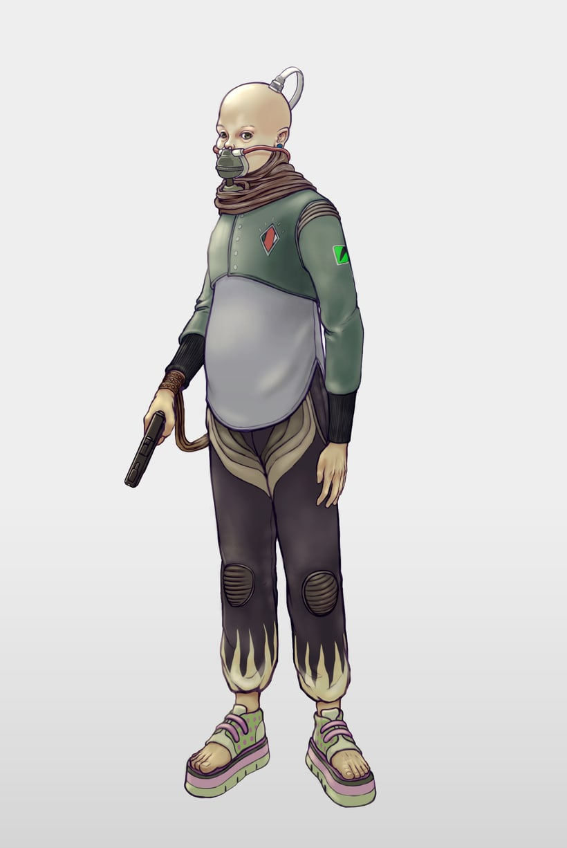 Diseño de Personajes 10