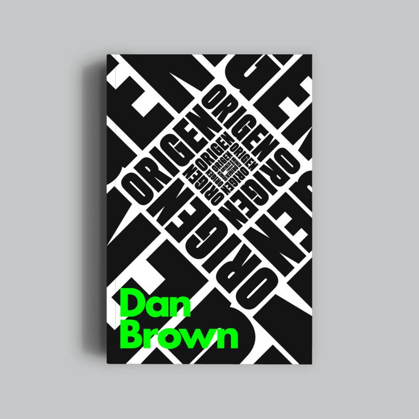 Bookcover: Origen, Dan Brown -1