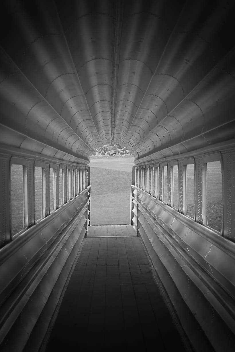 Mi Proyecto del curso: Fotografía arquitectónica y urbana | Industrial Encounters | -1