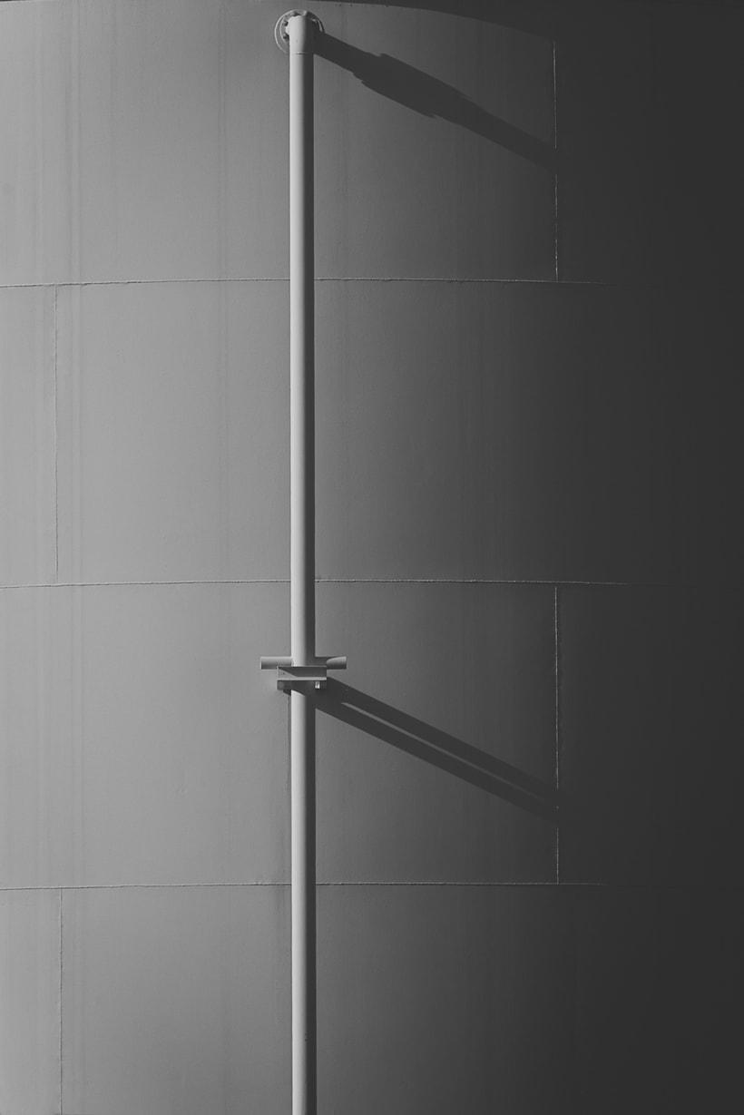 Mi Proyecto del curso: Fotografía arquitectónica y urbana | Industrial Encounters | 3