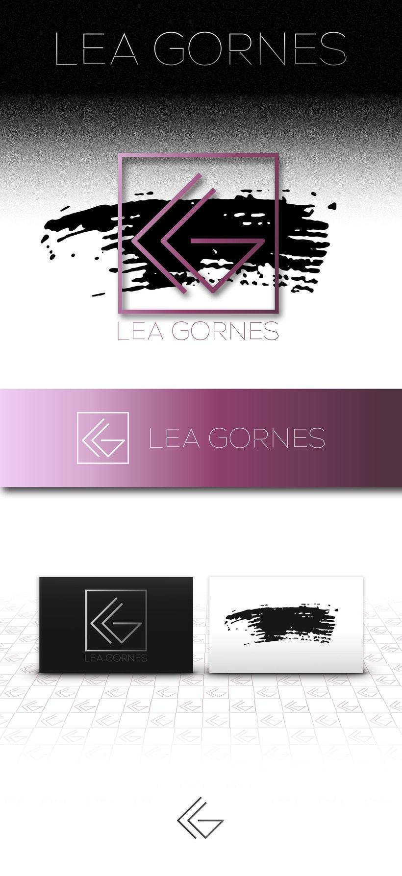 Logo - Lea Gornes  -1