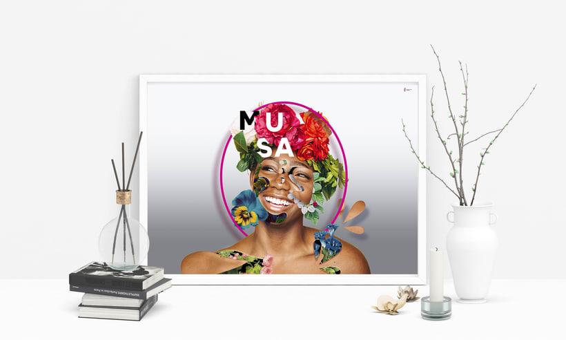 Título: Musa. | Proyecto: Yo y las ideas. 3
