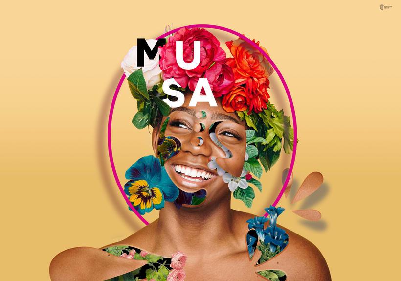 Título: Musa. | Proyecto: Yo y las ideas. 0