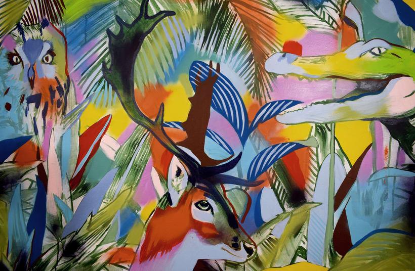 Exposición Rumble in the Jungle 5
