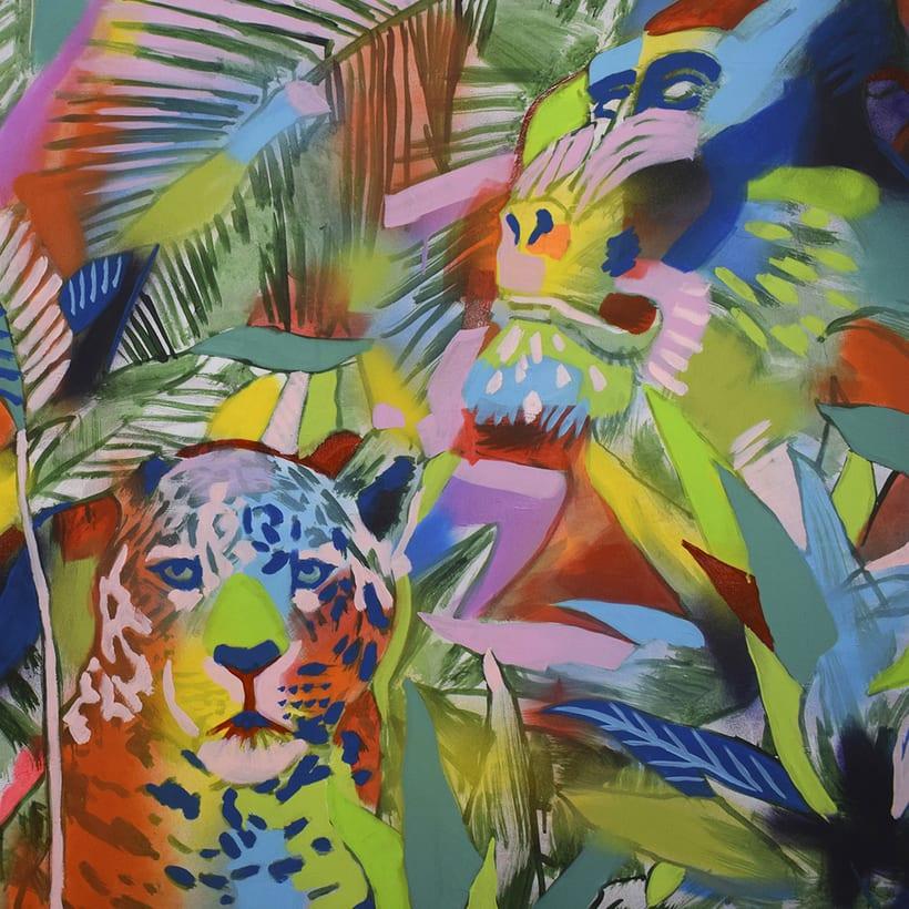 Exposición Rumble in the Jungle 4
