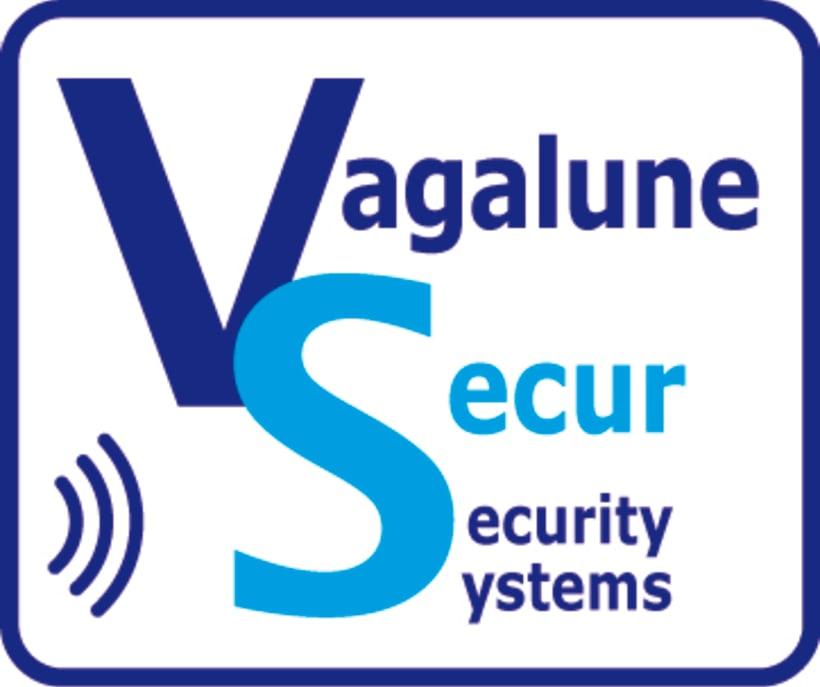 Logo corporativo - Vagalune Secur Sistemas de Seguridad 0